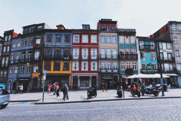 porto façades
