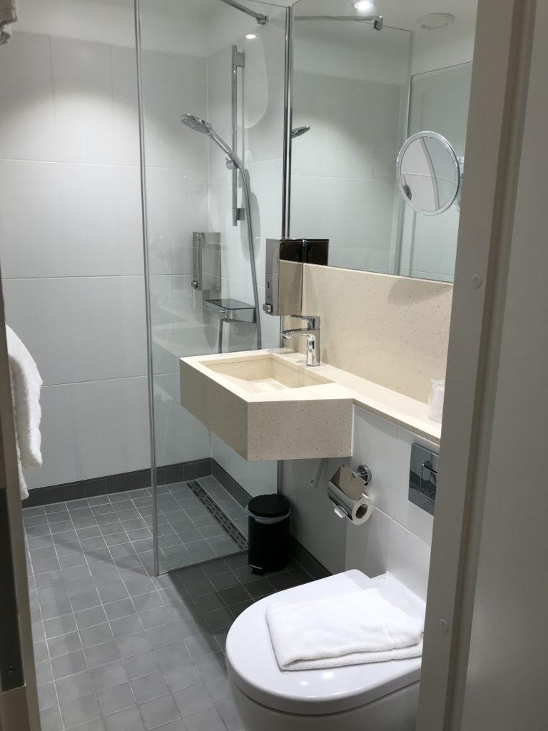 go hotel salle de bain