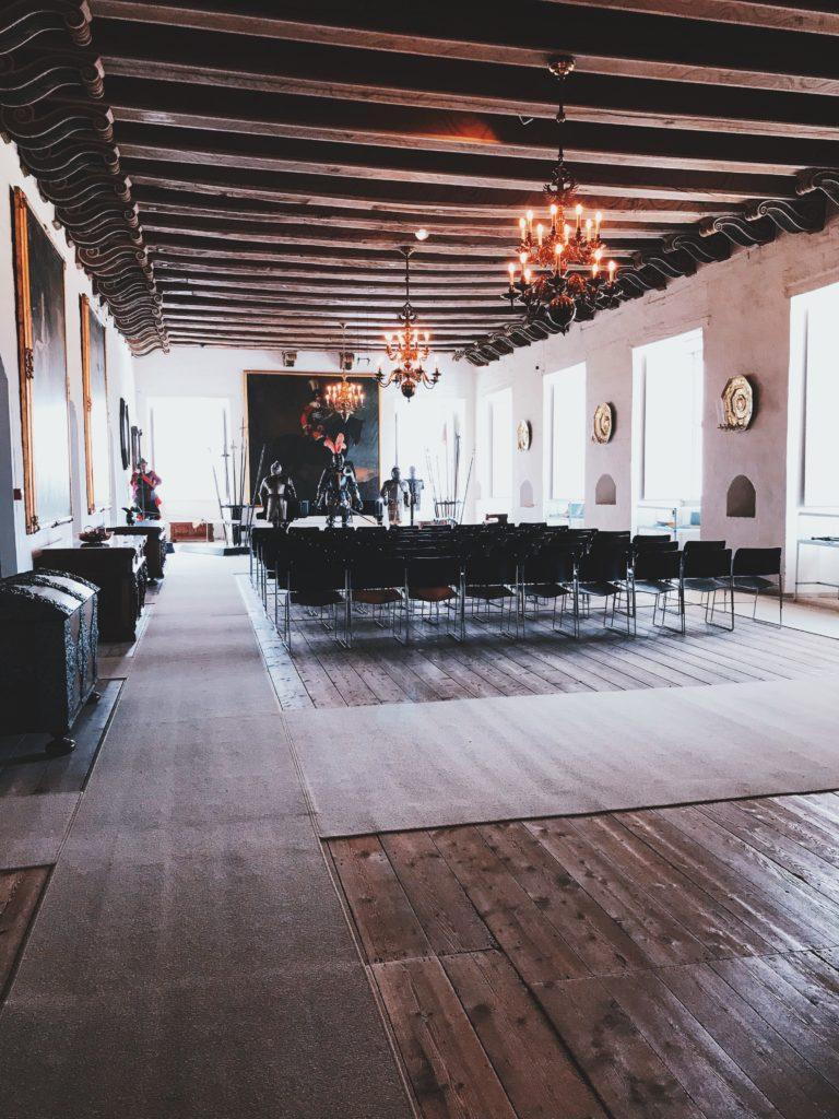 salle de bal egeskov